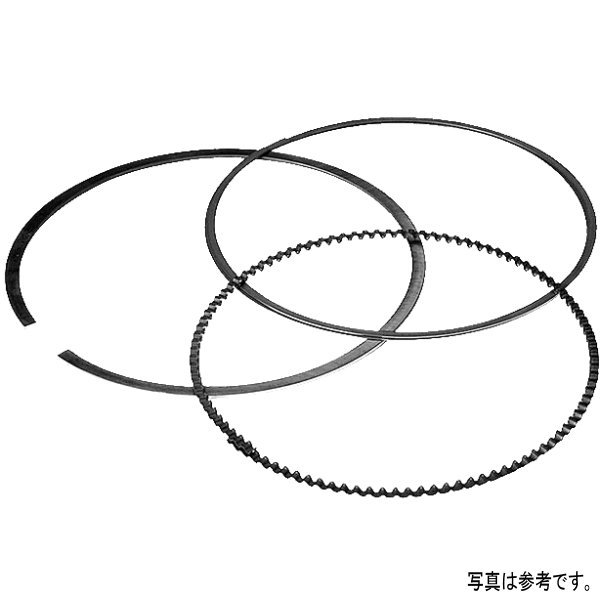【USA在庫あり】 S410485301049 アテナ ATHENA ピストンリングセット 76.9mm 15年-16年 カワサキ KX250F 991057 JP店
