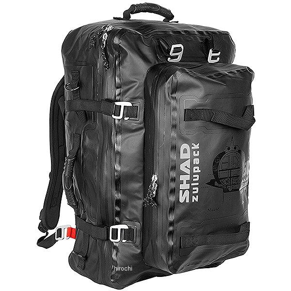 【メーカー在庫あり】 シャッド SHAD zulupack 防水トラベルバッグ 55L 汎用 W0SB55 JP店