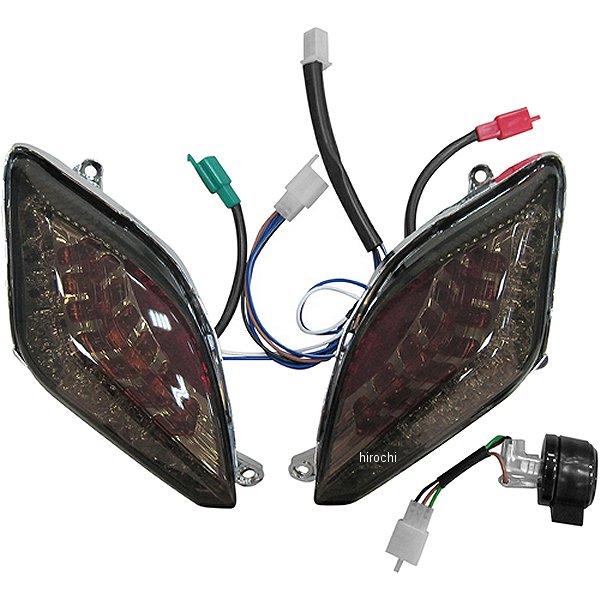 【メーカー在庫あり】 オプティマム Optimum LEDポジションウィンカーライト 13年以降 シグナスX SR SE44J スモーク/青 4562338955682 JP店