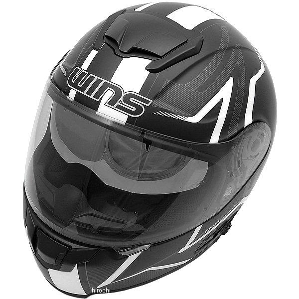 【メーカー在庫あり】 ウインズ WINS フルフェイスヘルメット FF-COMFORT GTZ マットブラック/白 XLサイズ(59-60cm) 4560385765780 JP店