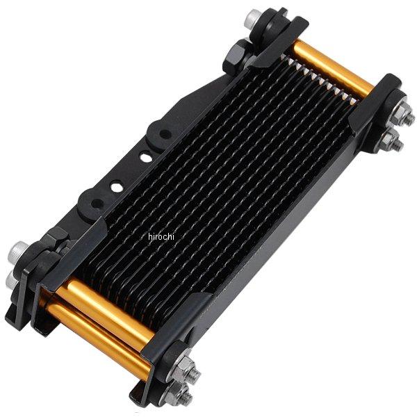 シフトアップ オリジナル12段オイルクーラーセット モンキー、ゴリラ サイドパイプ付 黒 941200-16 JP店