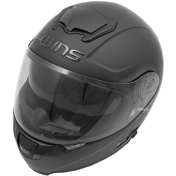 【メーカー在庫あり】 ウインズ WINS フルフェイスヘルメット FF-COMFORT マットブラック Lサイズ(58-59cm) 4560385766497 JP店