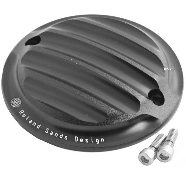 【USA在庫あり】 ローランドサンズデザイン RSD ノスタルジア タイマーカバー 黒つや消し 04年以降 XL RD3187 JP