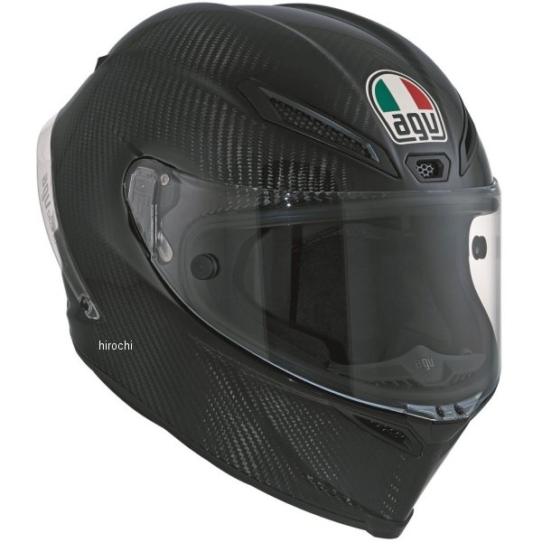 エージーブイ AGV フルフェイスヘルメット PISTA GP SOLID CARBON アジアフィット カーボン Mサイズ (57-58cm) 600194EF-001-M JP店