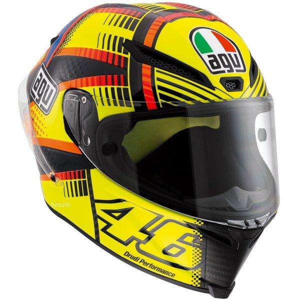 エージーブイ AGV フルフェイスヘルメット PISTA GP SOLELUNAQATAR2015 アジアフィット Sサイズ (55-56cm) 600190GF-002-S JP店