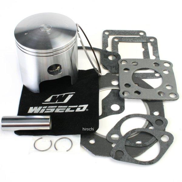 【USA在庫あり】 ワイセコ Wiseco 2スト ピストン フルセット カワサキ 300 シングル 303cc 77.00mm +1.0mm WK1028 JP