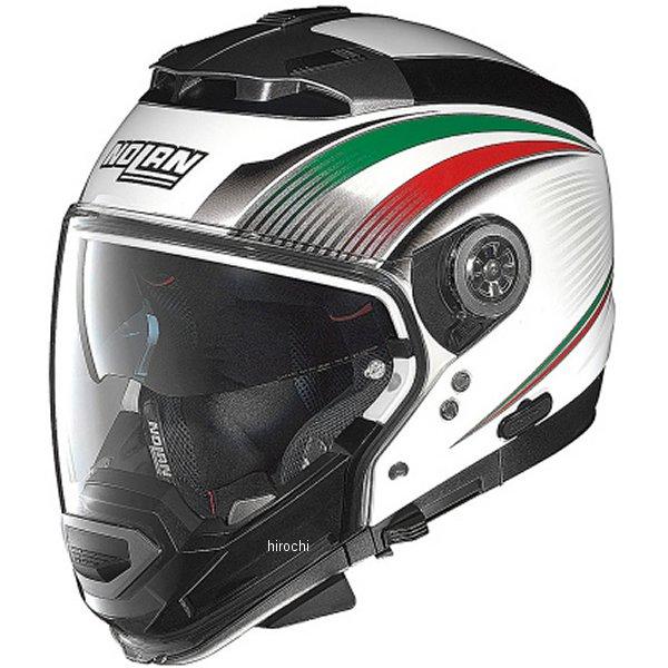 【メーカー在庫あり】 デイトナ ノーラン フルフェイスヘルメット N44 EVO イタリアメタルホワイト XLサイズ 95841 JP店