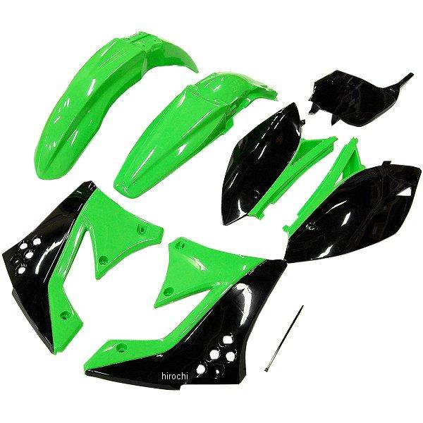 【USA在庫あり】 ユーフォープラスト UFO PLAST 外装キット 10年-12年 KX250F 1403-0610 JP店