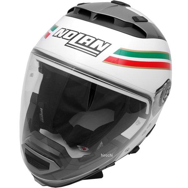 【メーカー在庫あり】 デイトナ ノーラン NOLAN N44 イタリア メタル白/11 サイズS 92832 JP店