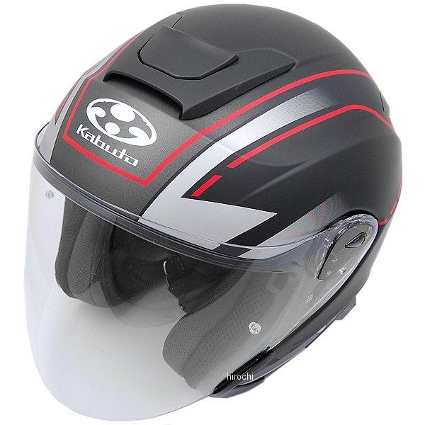 【メーカー在庫あり】 オージーケーカブト OGK KABUTO ジェットヘルメット ASAGI BEAM フラットブラック Mサイズ 4966094569549 JP店