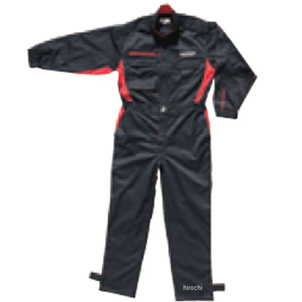 51609506 M17M07 ブリヂストン BRIDGESTONE 2017年モデル ピットクルースーツ 黒 Sサイズ 5160 9506 JP店