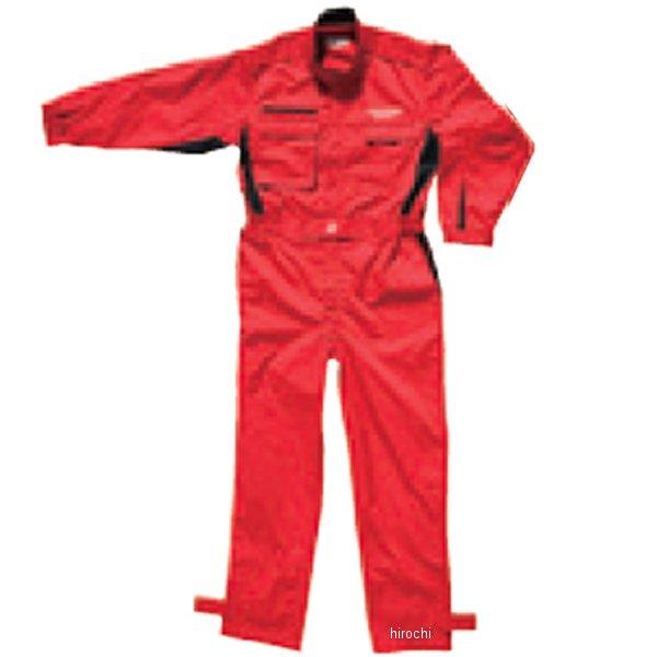 51609513 M17M14 ブリヂストン BRIDGESTONE 2017年モデル ピットクルースーツ 赤 Lサイズ 5160 9513 JP店