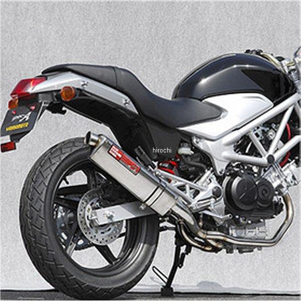 ヤマモトレーシング フルエキゾースト 09年 VTR250FI 2-1 チタン TYPE-S 触媒付き 10260-61SSC JP