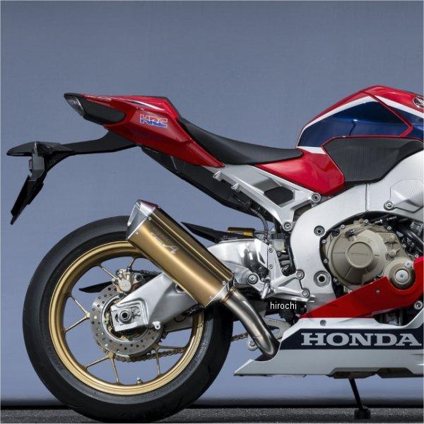 ヤマモトレーシング スリップオンマフラー 17年 CBR1000RR TYPE-SA レース用 ゴールド/チタン 11012-01SAG JP