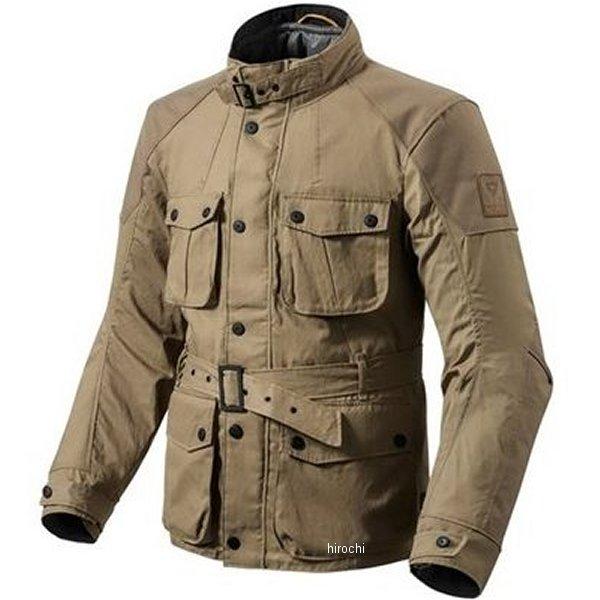 レブイット REVIT テキスタイルジャケット ジルコン 男女兼用 サンド Lサイズ FJT197-0760-L JP店
