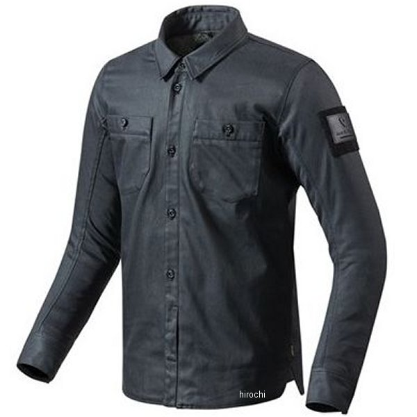 レブイット REVIT オーバーシャツ トレーサー 男女兼用 ダークブルー Sサイズ FSO002-6390-S JP店