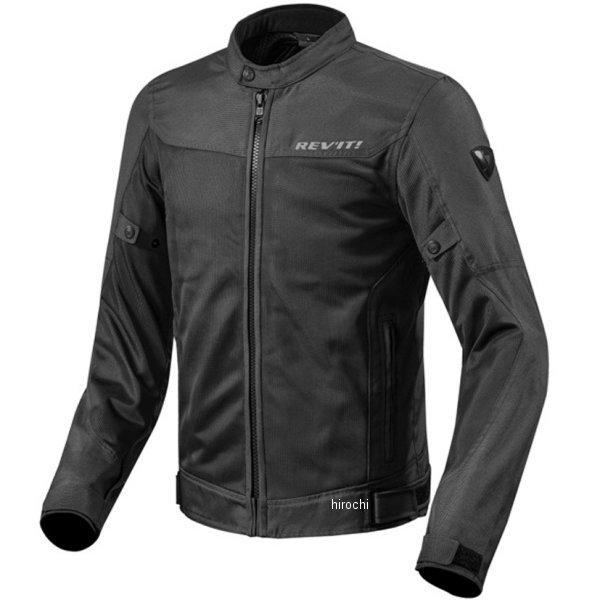 レブイット REVIT テキスタイルジャケット エクリプス 男女兼用 黒 Lサイズ FJT223-0010-L JP店