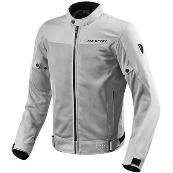 レブイット REVIT テキスタイルジャケット エクリプス 男女兼用 シルバー XLサイズ FJT223-0170-XL JP店