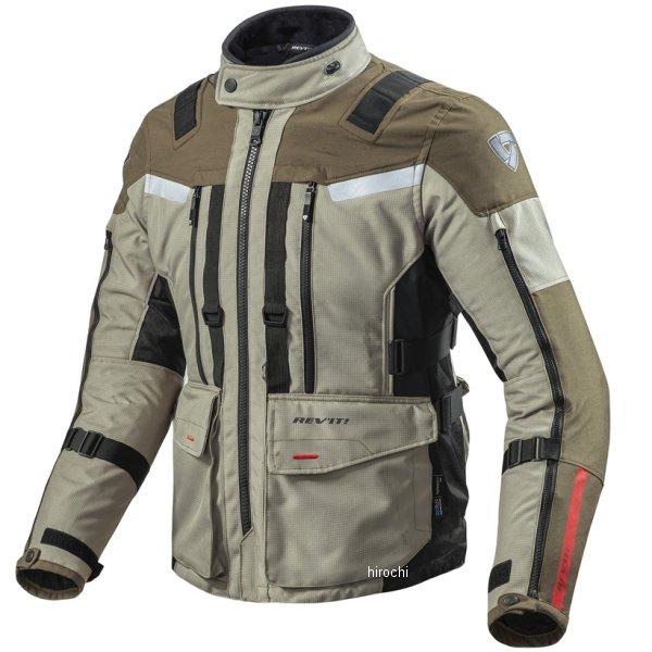 レブイット REVIT テキスタイルジャケット サンド3 男女兼用 サンド/黒 Lサイズ FJT228-5220-L JP店