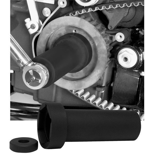 【USA在庫あり】 ジムズ JIMS 6速 トランスミッション メインシャフト プーリー ロックナット ソケット 495144 JP店