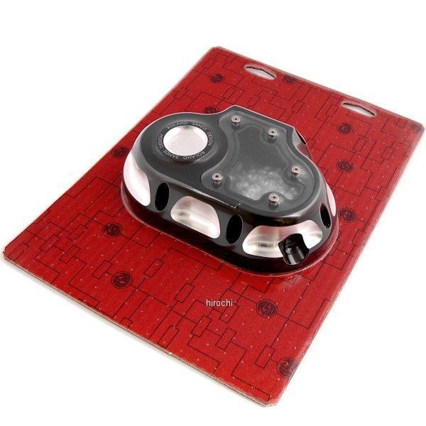 【USA在庫あり】 ローランドサンズデザイン RSD クラリティ ケーブルクラッチカバー 6速 TwinCam コントラスト RD3239 JP店