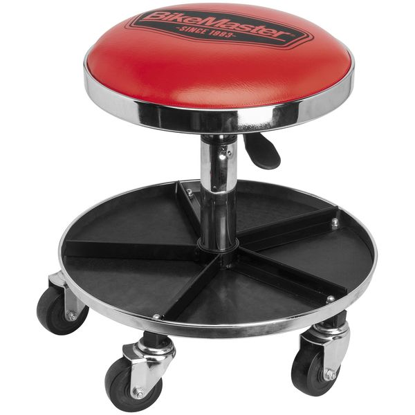 【USA在庫あり】 バイクマスター BikeMaster 究極 移動式 整備椅子 ツールキャディー 152460 JP店