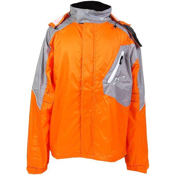 ラフ&ロード 春夏モデル デュアルテックスレインスーツ オレンジ Lサイズ RR7808OR3 JP店
