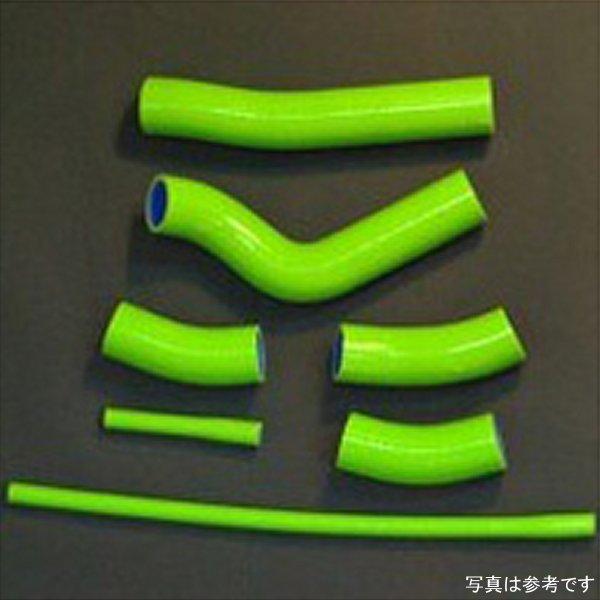 デュラボルト DURA BOLT シリコンラジエーターホースキット 01年-08年 ZRX1200R 緑 DSH407GR JP店