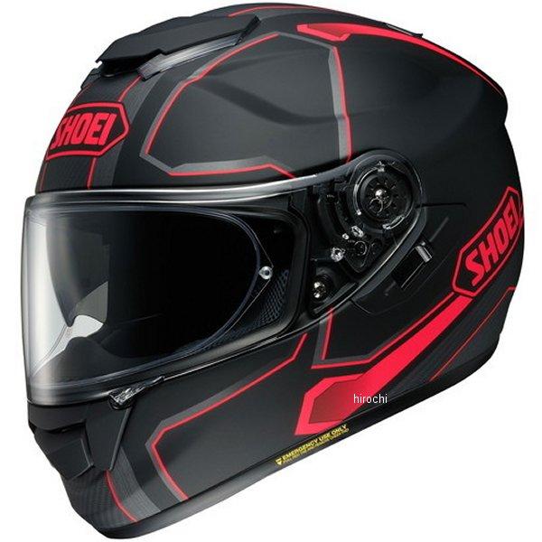 【メーカー在庫あり】 ショウエイ SHOEI フルフェイスヘルメット GT-Air PENDULUM ペンデュラム TC-1 赤/黒 L Lサイズ(59cm) 4512048462895 JP店