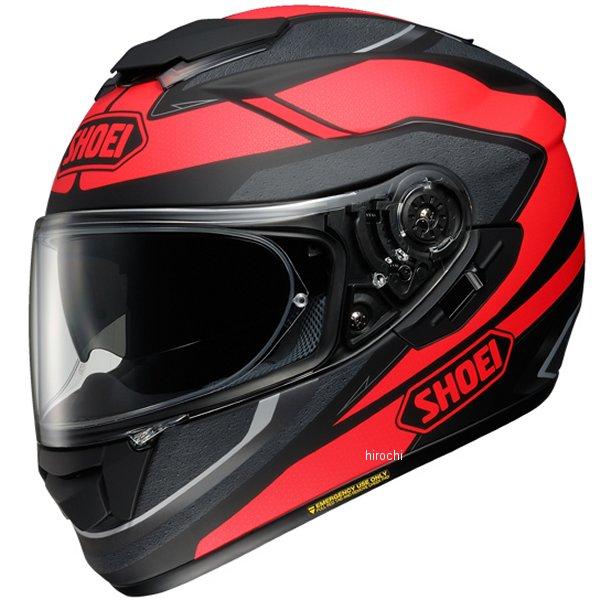 ショウエイ SHOEI フルフェイスヘルメット GT-Air SWAYER スウェイヤー TC-1 赤/黒 XXLサイズ(63cm) 4512048463113 JP店