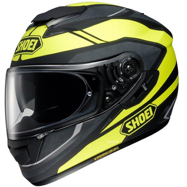 ショウエイ SHOEI フルフェイスヘルメット GT-Air SWAYER スウェイヤー TC-3 黄/黒 XXLサイズ(63cm) 4512048463212 JP店
