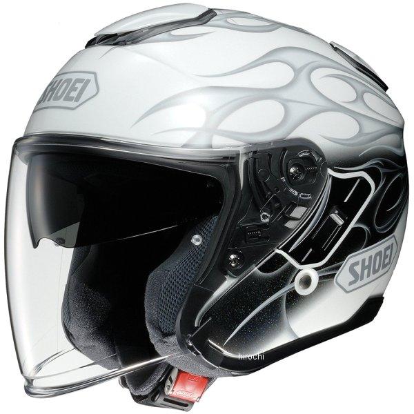 【メーカー在庫あり】 ショウエイ SHOEI ジェットヘルメット J-CRUISE REBORN リボーン TC-6 白/グレー Mサイズ(57cm) 4512048469443 JP店
