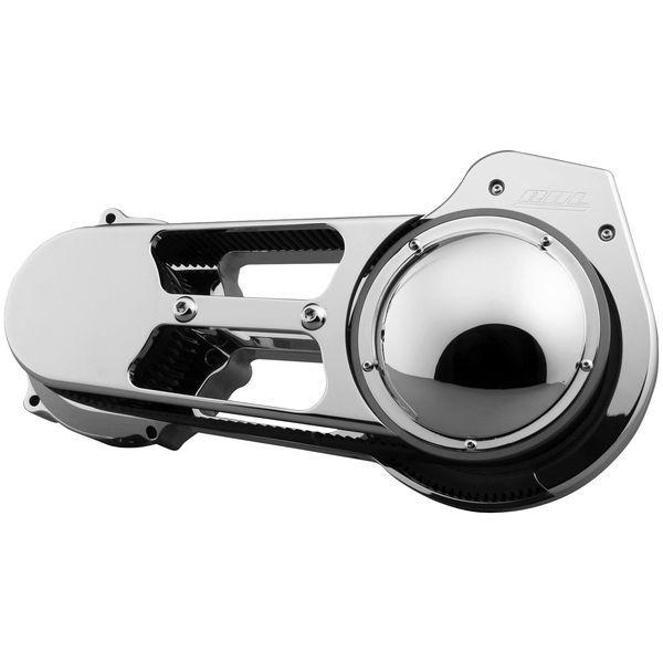 【USA在庫あり】 ベルトドライブ Belt Drives 2.75インチ オープン ベルト ドライブ キット 07年以降 ソフテイル ポリッシュ 439039 JP