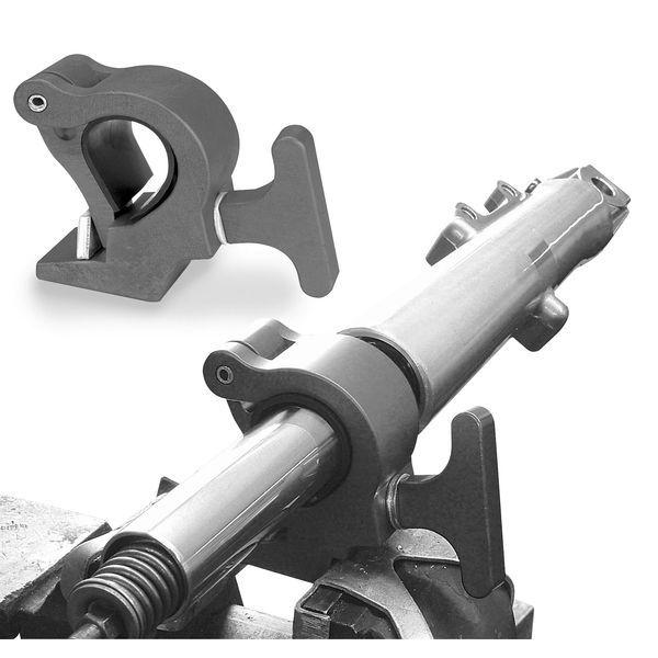 【メーカー在庫あり】 ジムズ JIMS フォーク ホルダー 28mm-50mm 494976 JP