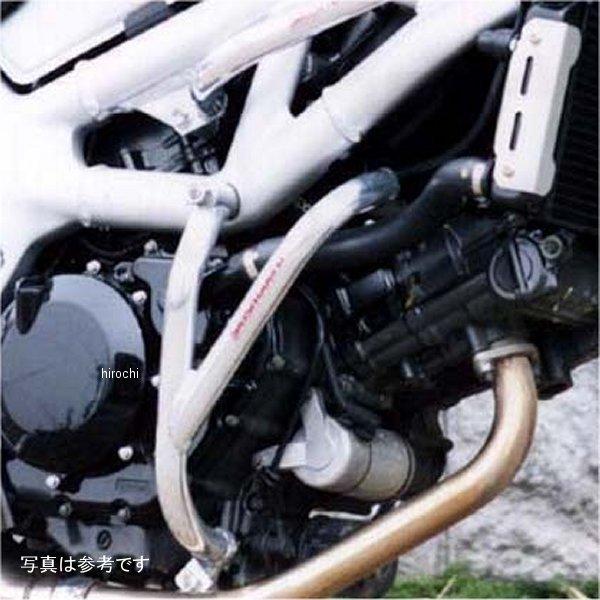 ゴールドメダル GOLD MEDAL スラッシュガード エンジンガードのみ 98年-07年 SV650、SV400 黒 SGS11B-5 JP店