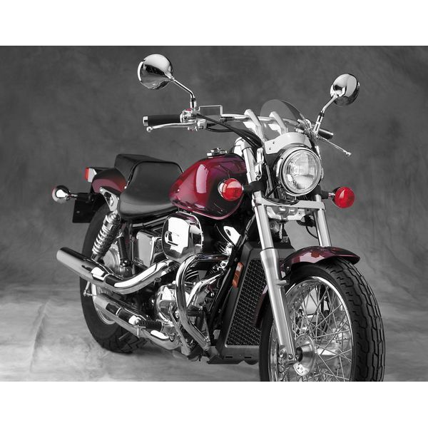 【USA在庫あり】 ナショナルサイクル National Cycle フライスクリーン 高さ229mm ライトスモーク 552532 JP