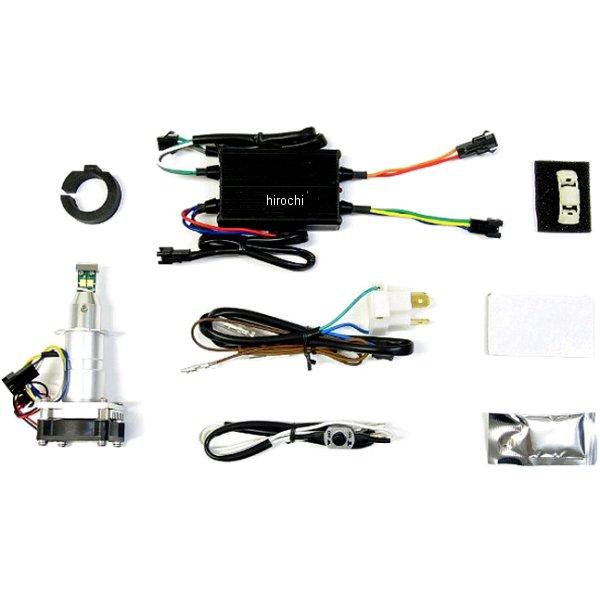 プロテック PROTEC LEDヘッドライトバルブ LB7W-H3 H7 Hi/Lo 3000K Hi側専用 65046 JP店