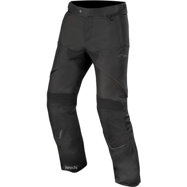 【メーカー在庫あり】 アルパインスターズ Alpinestars 秋冬モデル パンツ HYPER DRYSTAR 黒 XLサイズ 8021506939979 JP店