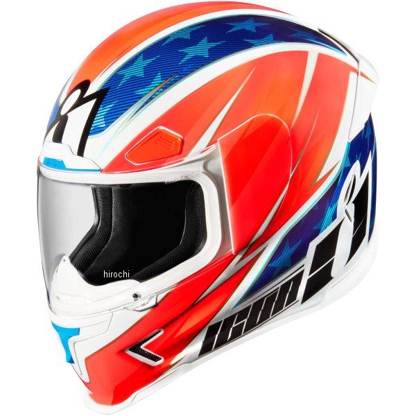 アイコン ICON フルフェイスヘルメット Airframe Pro MAX Flash グローリー Mサイズ 0101-10158 JP店