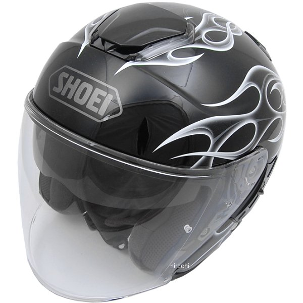 【メーカー在庫あり】 ショウエイ SHOEI ジェットヘルメット J-CRUISE REBORN リボーン TC-5 グレー/黒 Mサイズ(57cm) 4512048469399 JP店