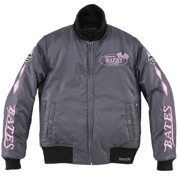 ベイツ BATES 秋冬モデル 防風ナイロンジャケット レディース グラファイト Mサイズ BJL-N1772S JP店