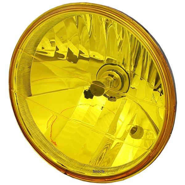 【メーカー在庫あり】 ピーエムシー PMC ライトキット リム カワサキケース S=722:LB メッキ/黄 71-0252 JP店