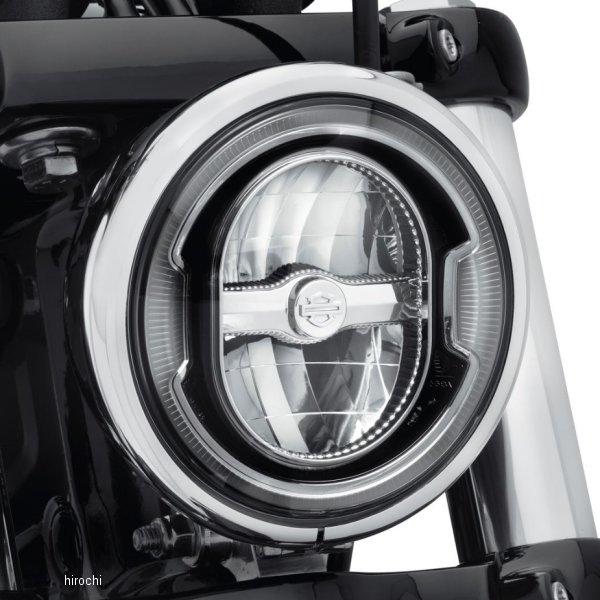 【USA在庫あり】 ハーレー純正 5-3/4インチ LEDヘッドライト デーメーカー 黒 67700356A JP店