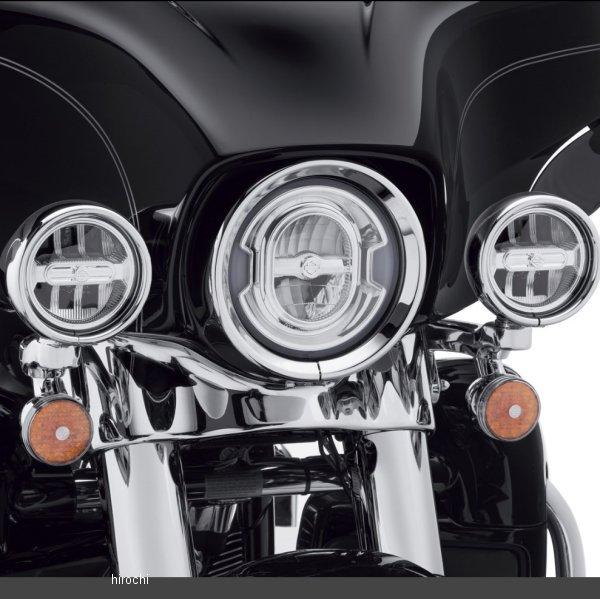 【USA在庫あり】 ハーレー純正 4インチ LED補助ライト デーメーカー クローム(2個入り) 68000252 JP店