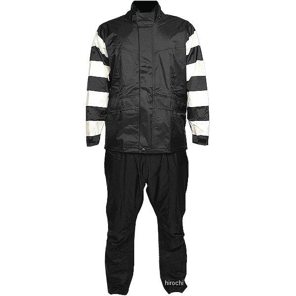 【即納】 TFR-1401 トゥエンティ・フォー・セブン カスタムレザース 24/7 Custom Leathers レインスーツ アイボリー/黒 Sサイズ TFR-1401-IV-BK-S JP店