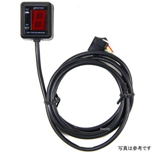 プロテック PROTEC シフトポジションインジケーター SPI-K64 07年以降 カワサキ 250TR 11078 JP店
