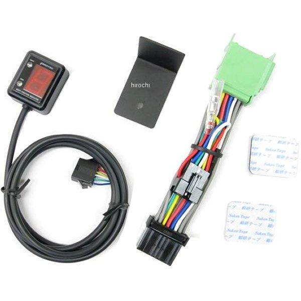 プロテック PROTEC シフトポジションインジケーター SPI-S52 98年-00年 TL1000R 11353 JP店
