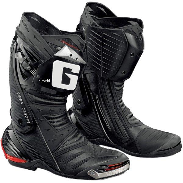 ガエルネ GAERNE レーシングブーツ ジーピー・ワン 黒 28.0cm 2400001280 JP店