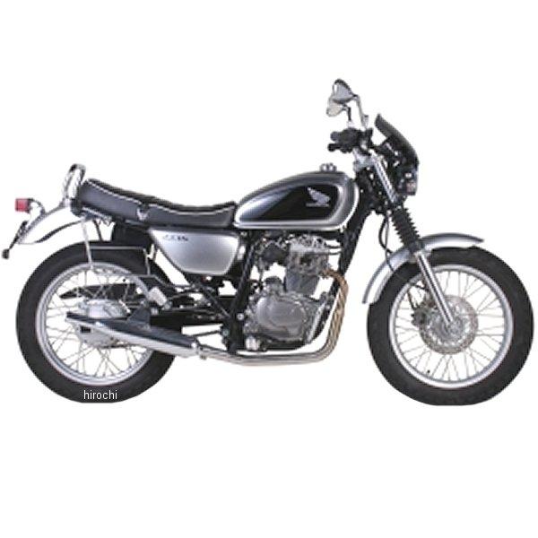 キタコ トライアンフタイプマフラー 88年-89年 CBR400RR ステンレス 543-1816780 JP店