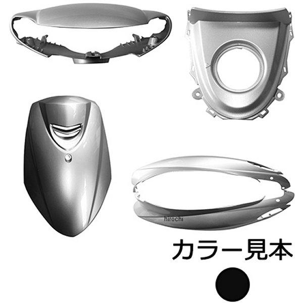 スーパーバリュー 外装5点セット ジョグ SA36J/SA39J ブラックメタリックX 0903 JP店
